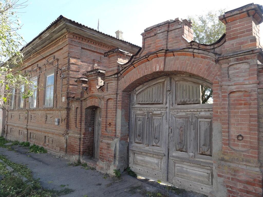 Старое здание Вольск