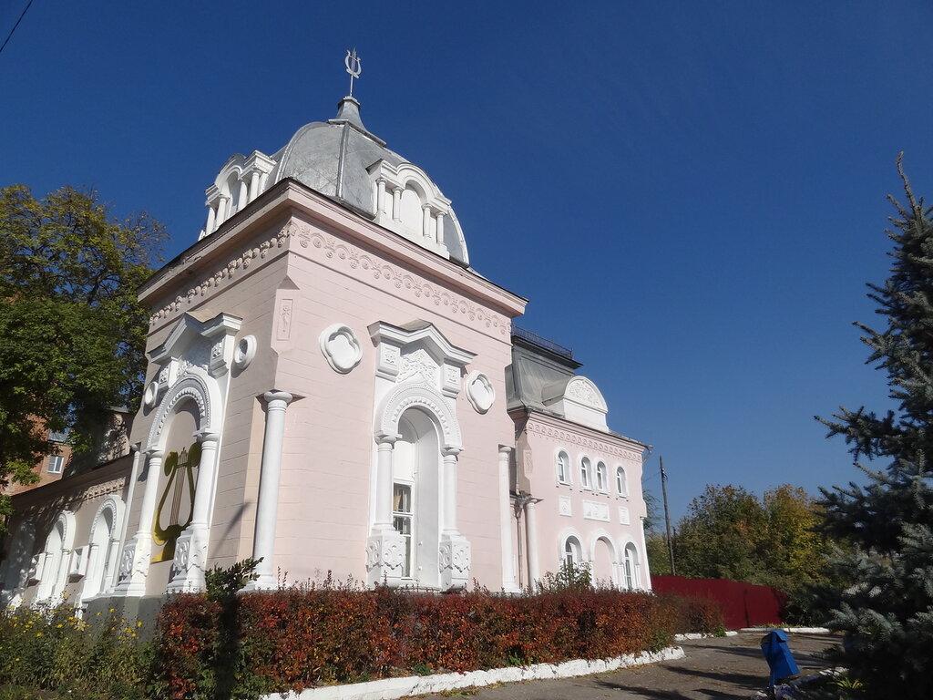 Музыкальная школа Вольск