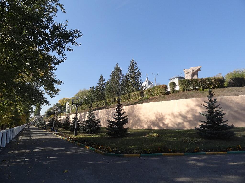 Бульвар Вольск