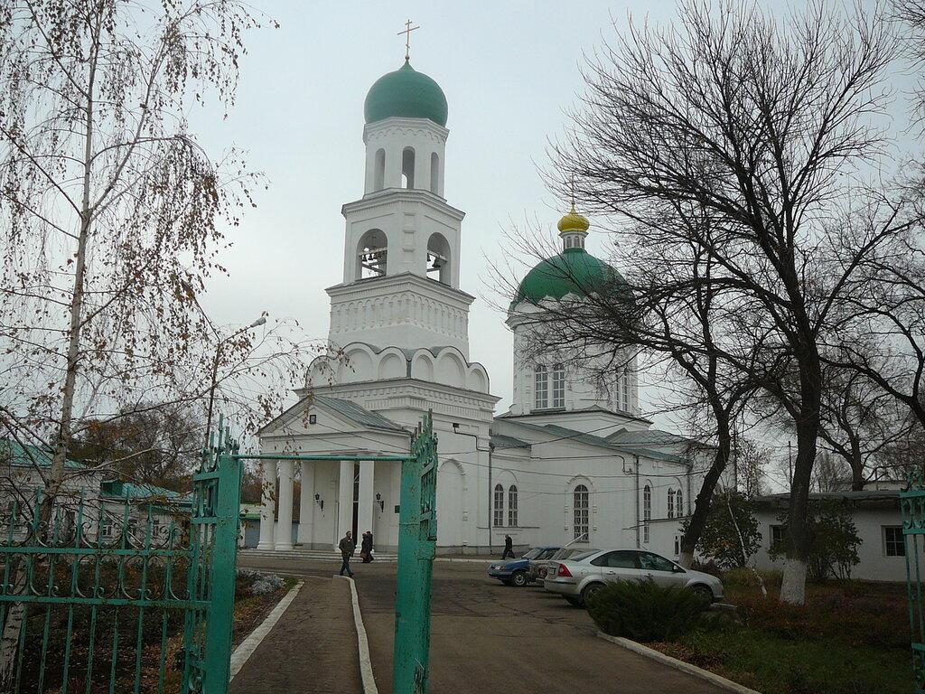 Покровская церковь Энгельс