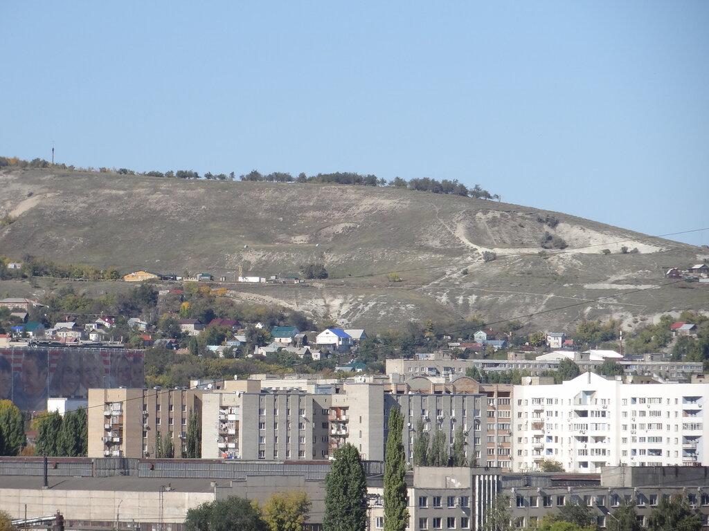 Лысогорское плато