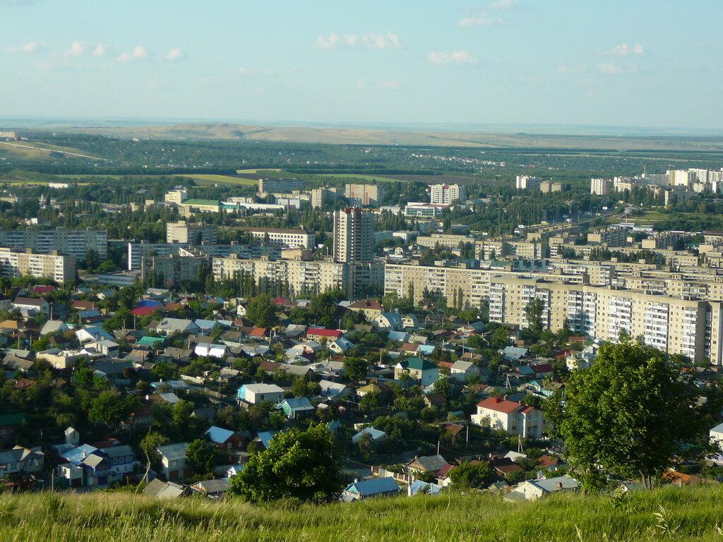 Завокзальный посёлок в Саратове