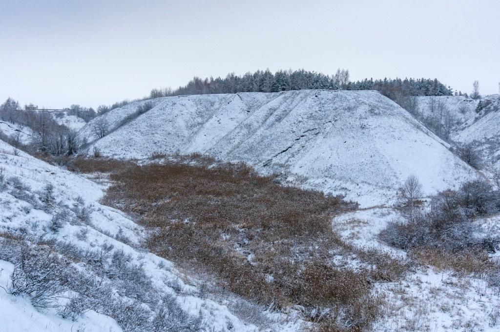 Балка реки Гремячка