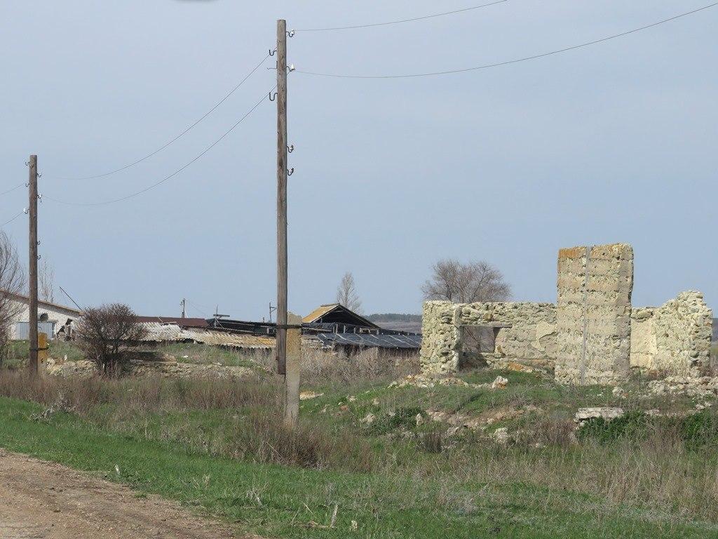 Макаровка руины