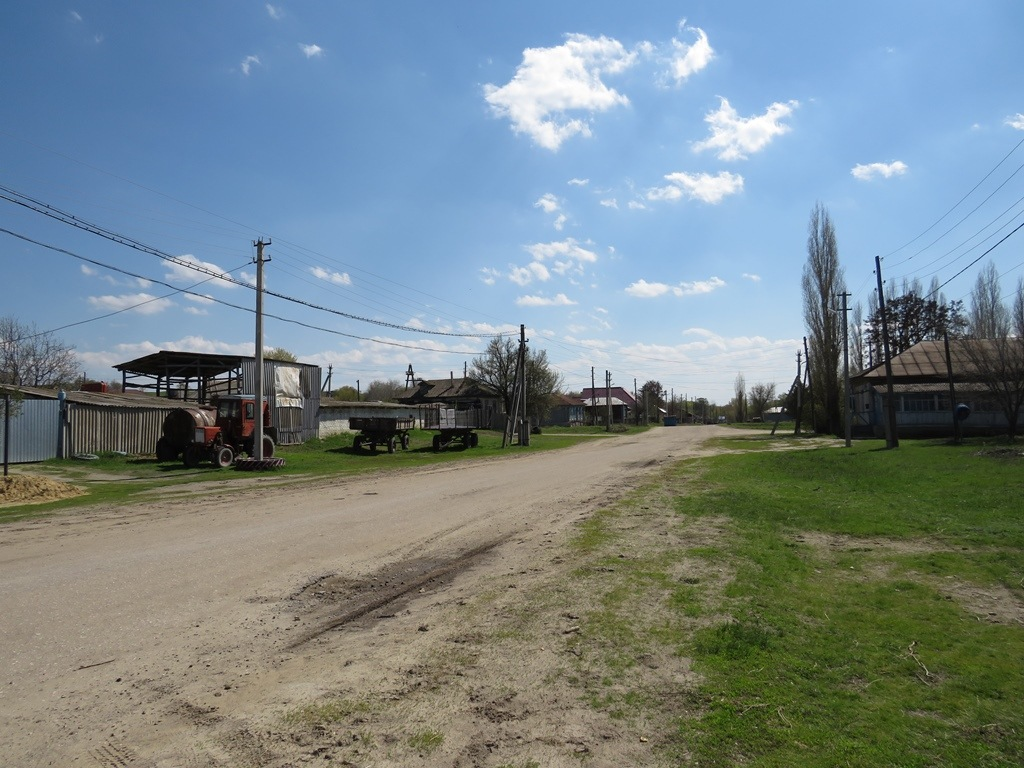 село Бурлук