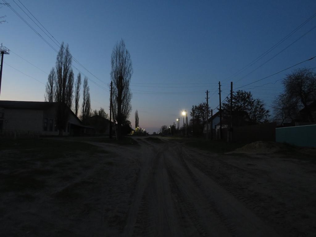 Вечерний Бурлук