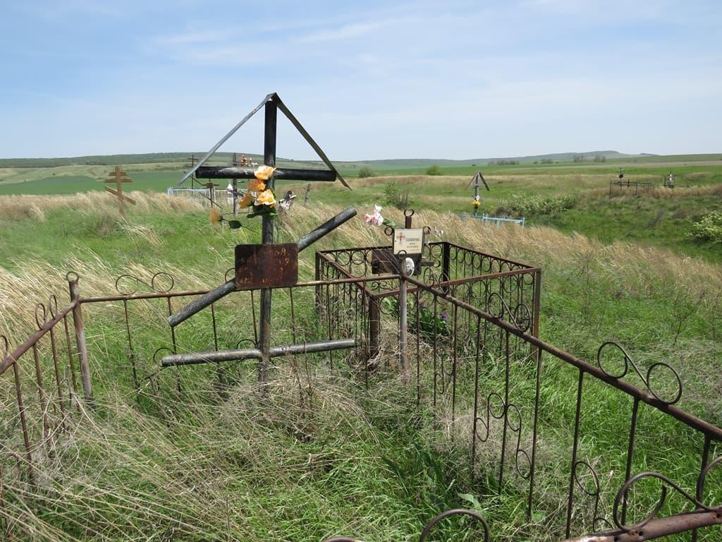 Кладбище Ненарокомовка