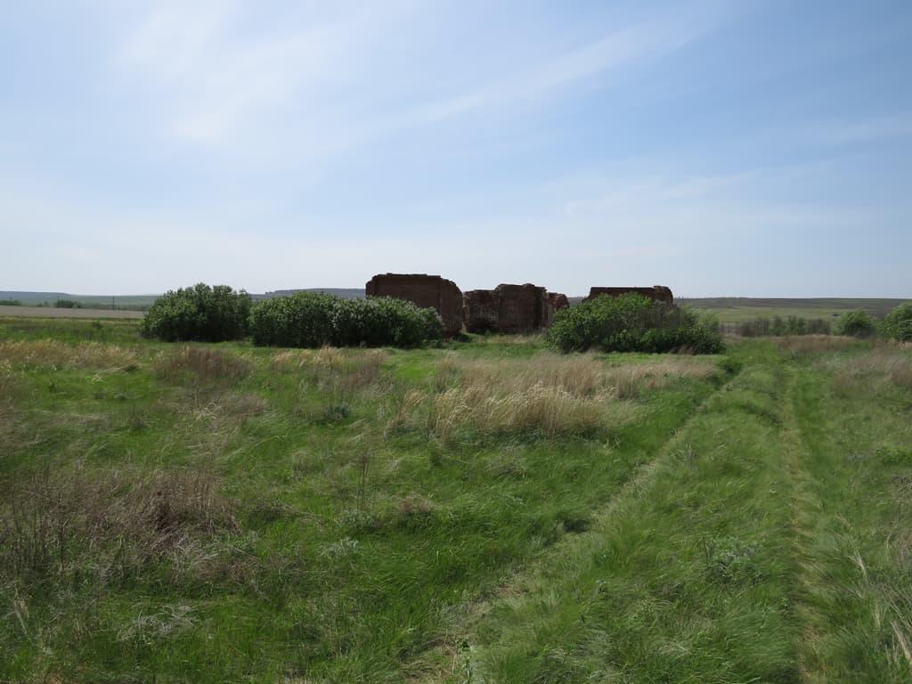 Ненарокомовка руины