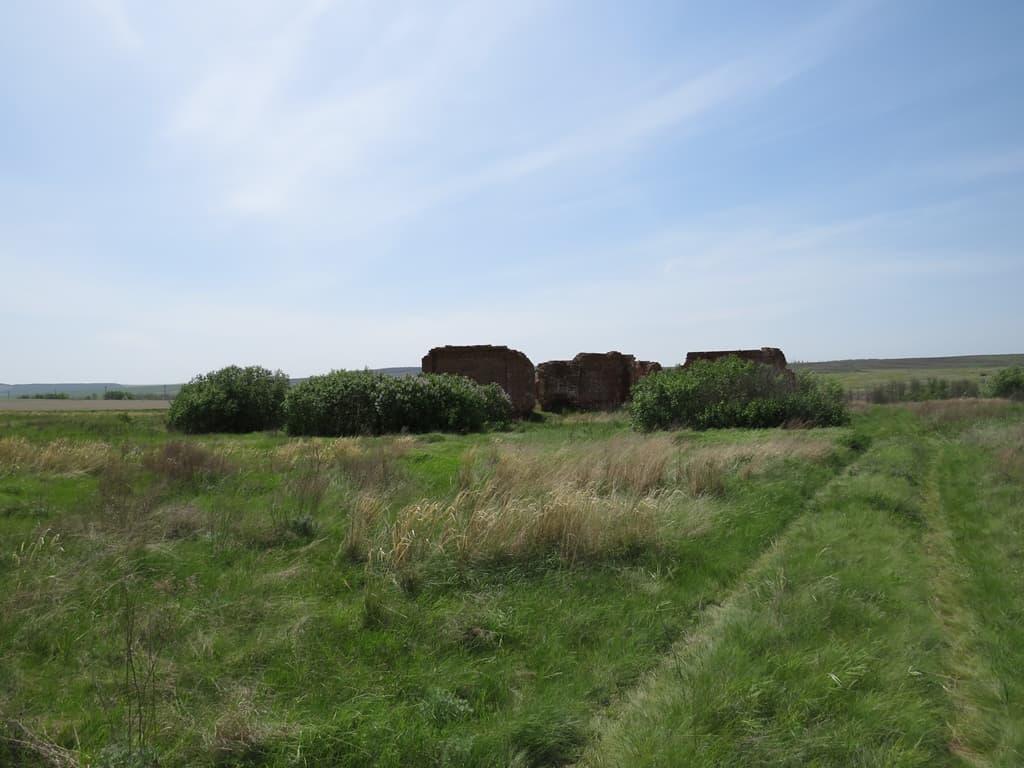 Руины Ненарокомовка