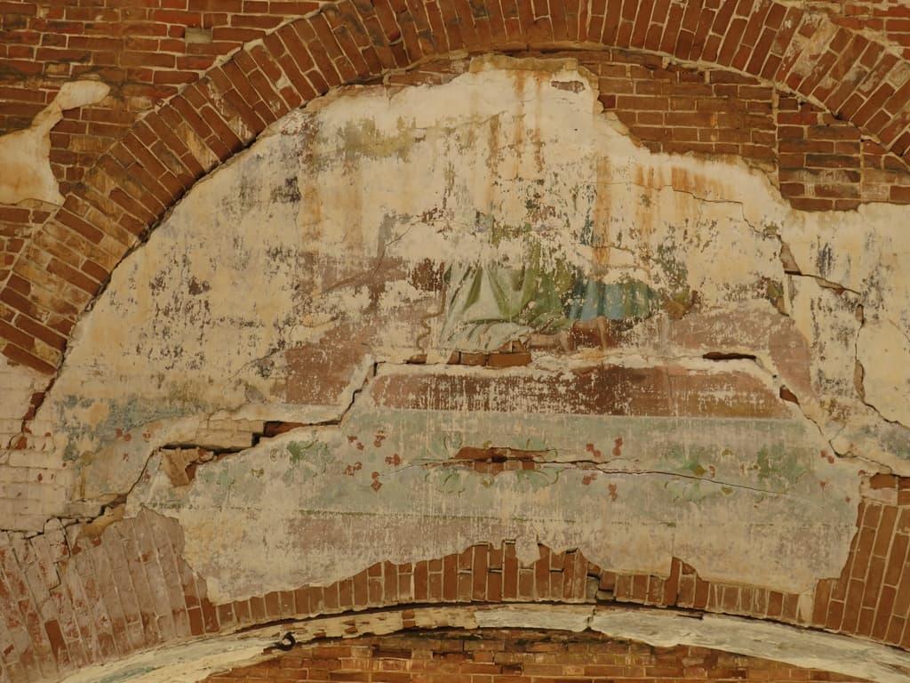 Церковь в Гремячке роспись