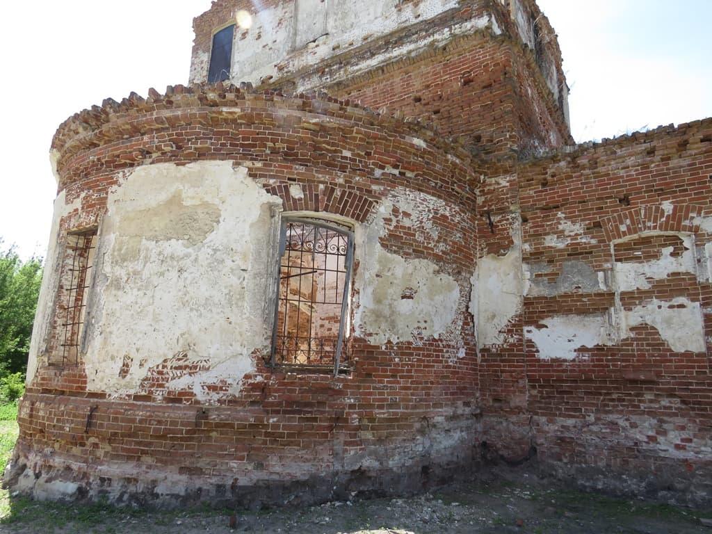 Храм в Гремячке