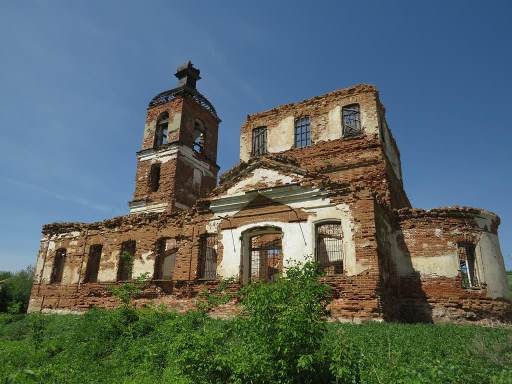 Гремячка храм