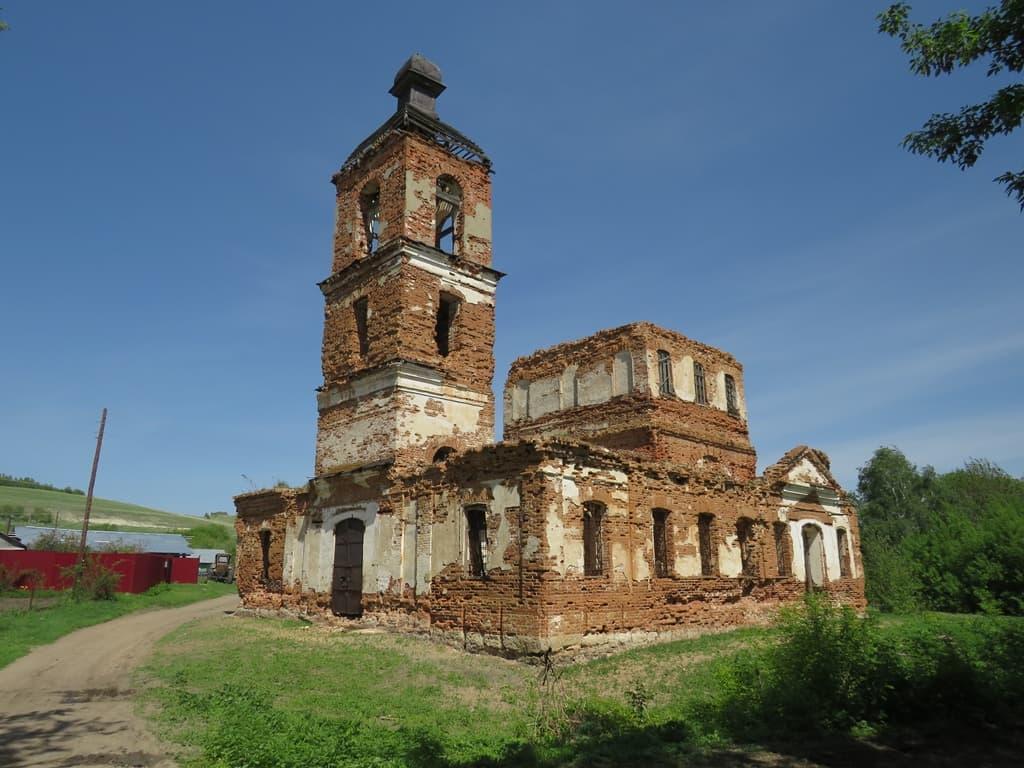Церковь в Гремячке