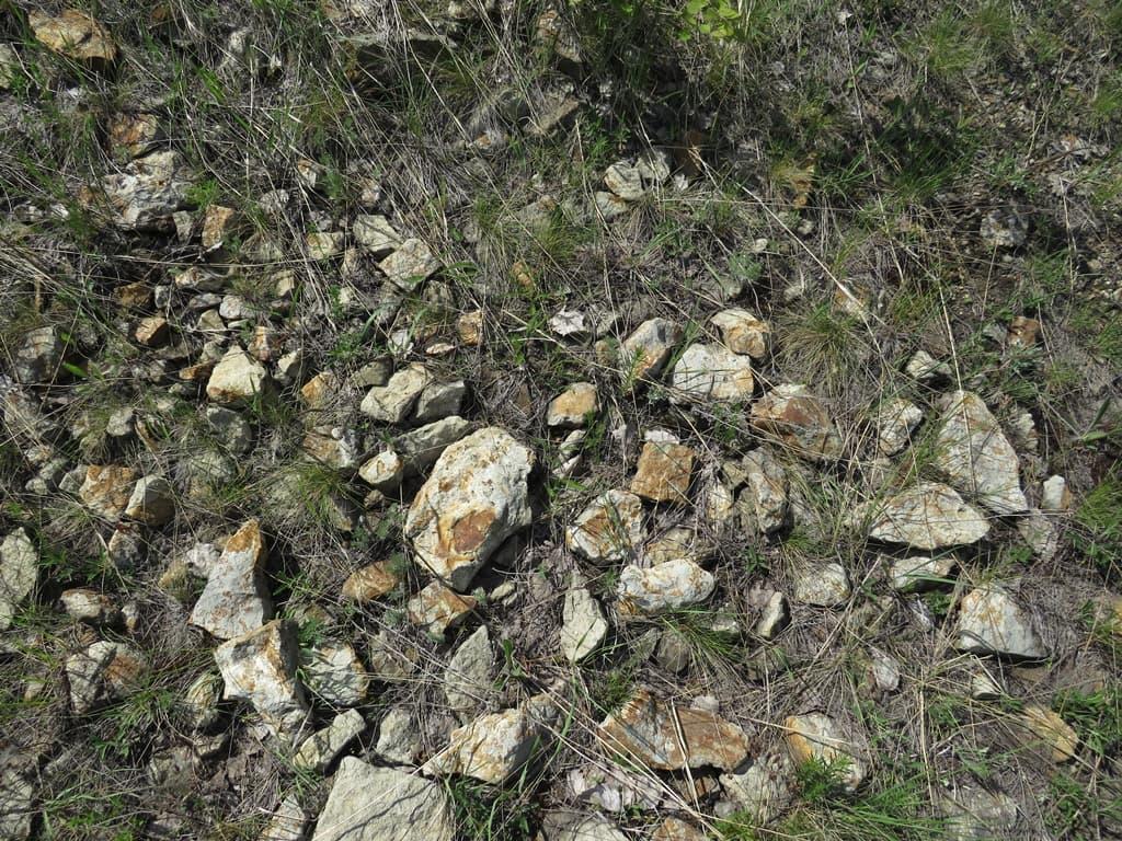 Порода холмов Гремячки