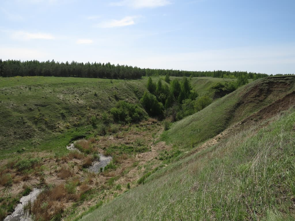 река Гремячка