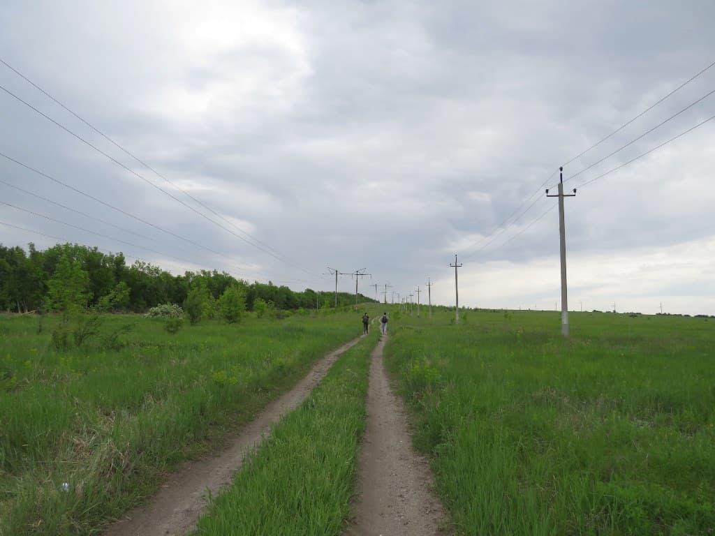 Грунтовая дорога