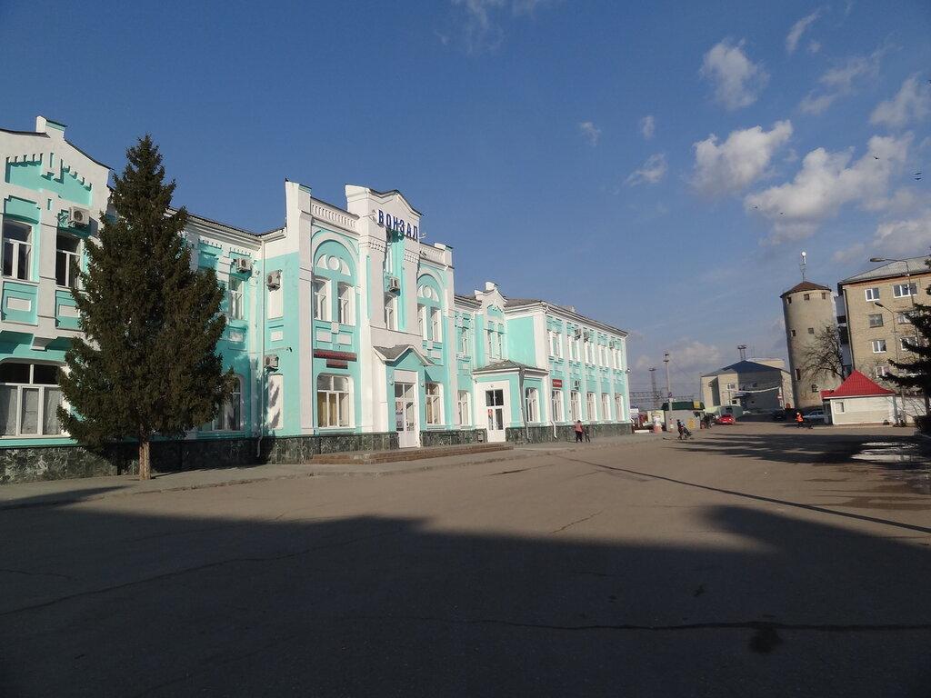 Железнодорожный вокзал Аткарск