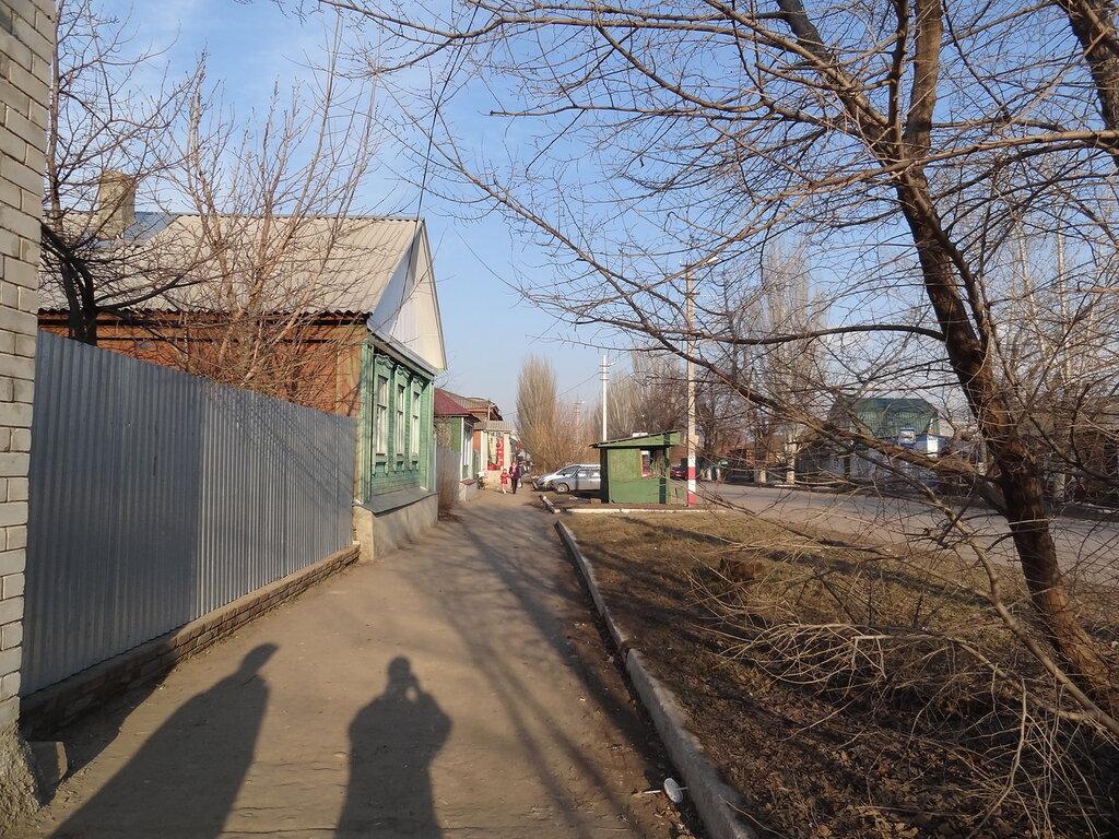 Улица Чапаева Аткарск