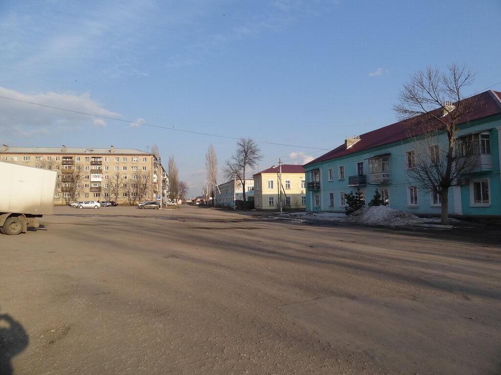 Площадь Аткарск