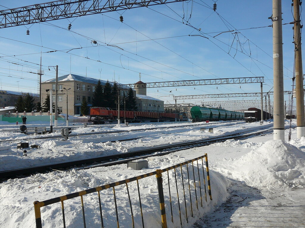 Вокзал Аткарск