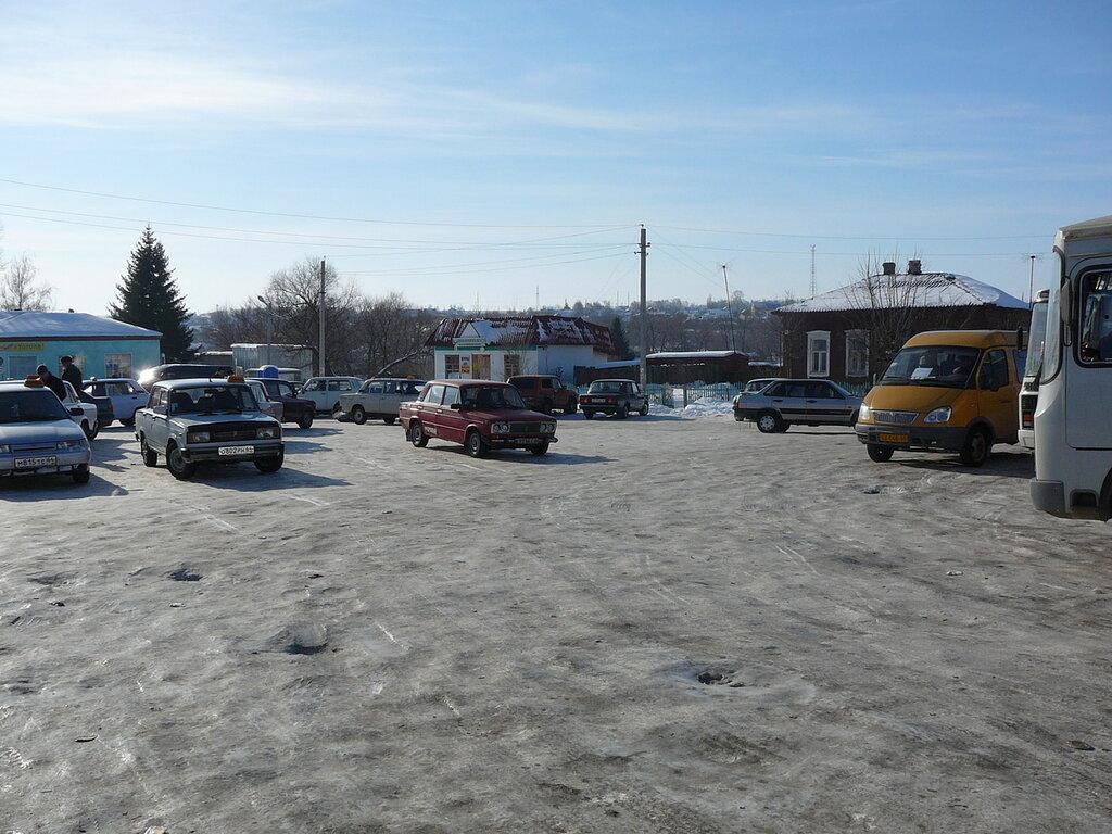 Автовокзал Аткарск