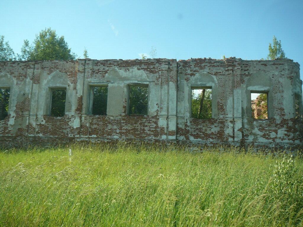 Азла руины