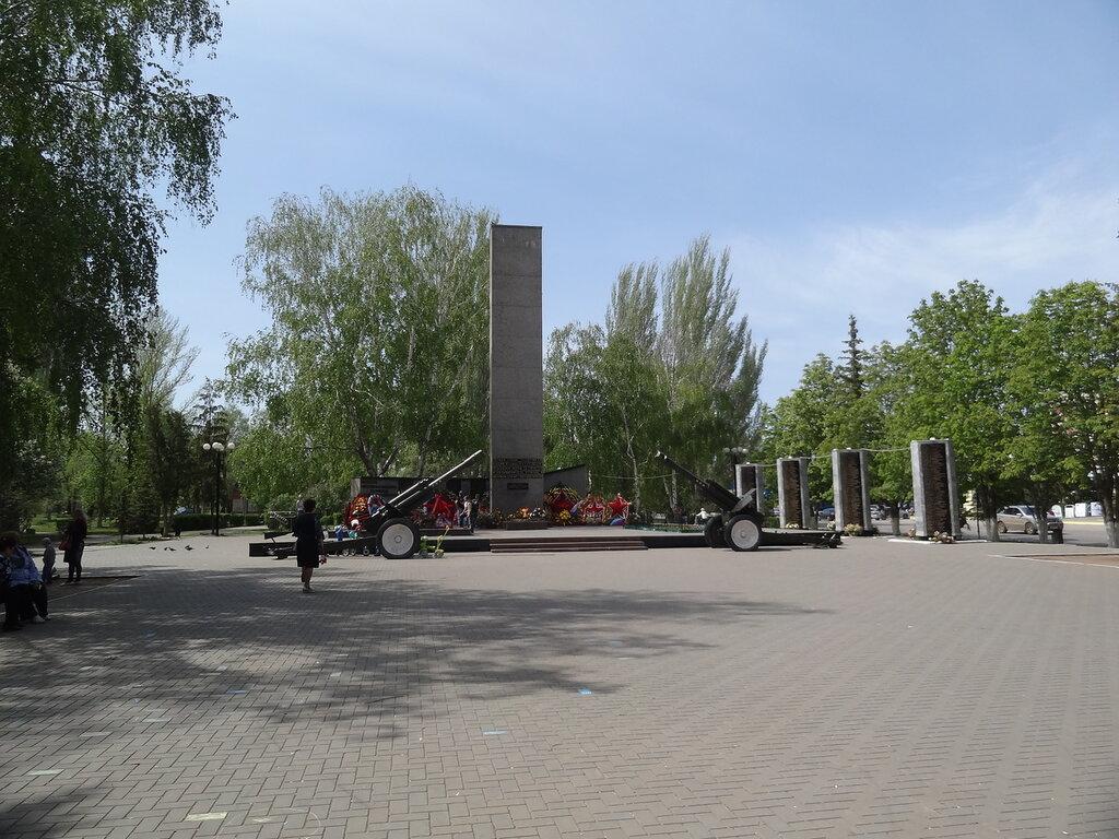 Памятник ВОВ Балаково