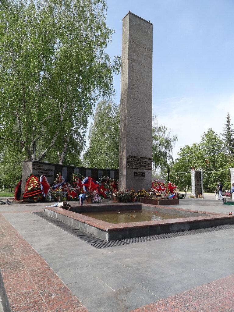 Памятник Балаково