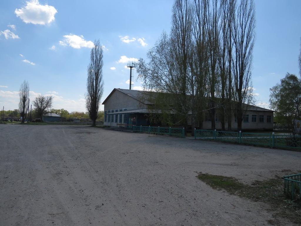 Бурлук школа