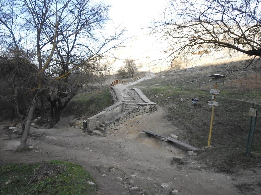 Лестница на холмах