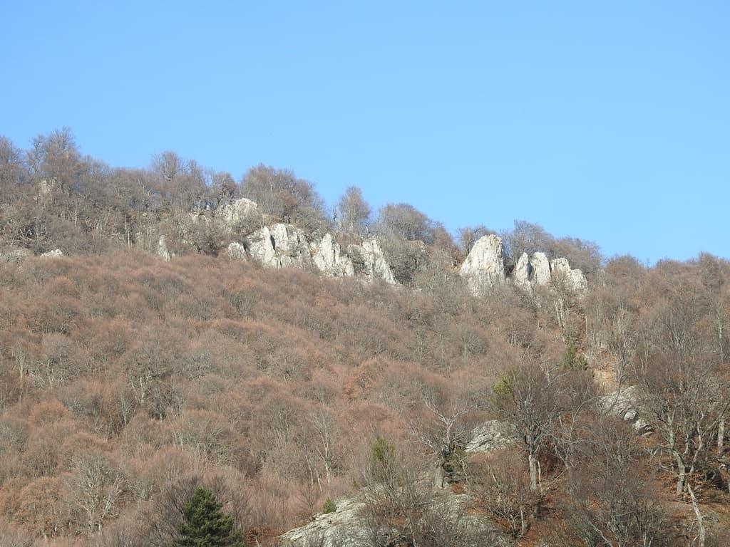 Скалы Демерджи яйла