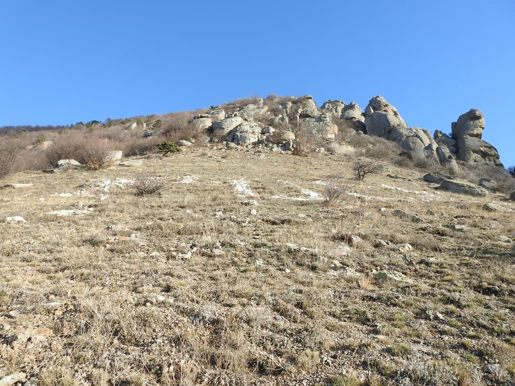 гора Аленга