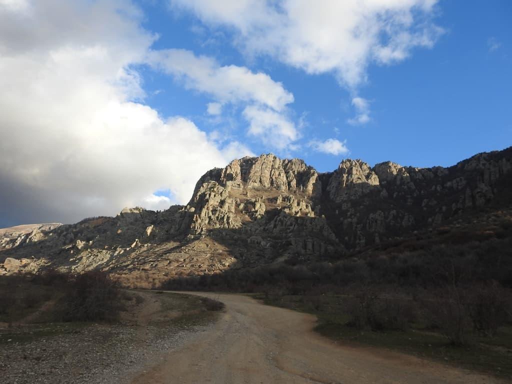 Долина привидений Демерджи