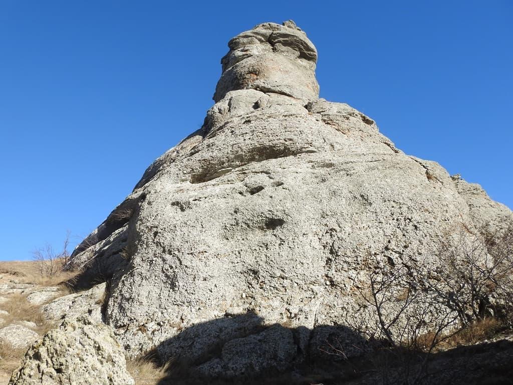 Скала Сиамские близнецы гора Аленга