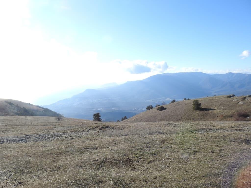 Вершина горы Южная Демерджи