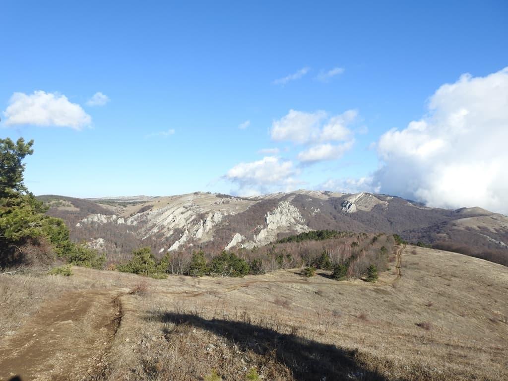 Гора Южная Демерджи