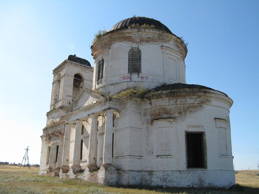 Ахмат храм