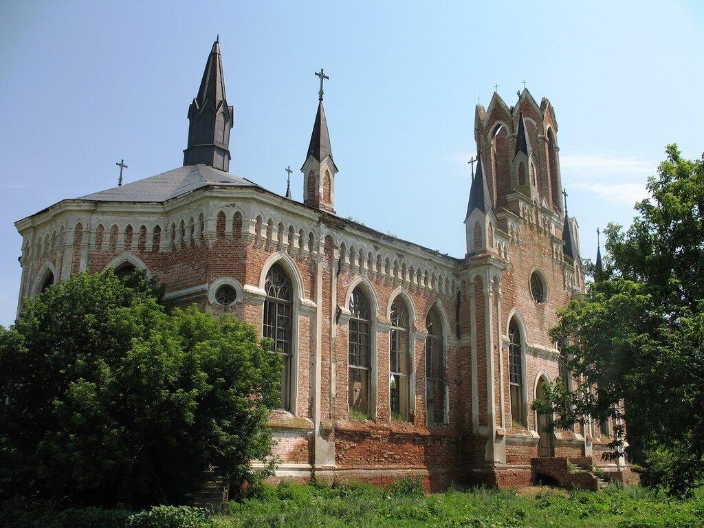 Католический собор в Каменке