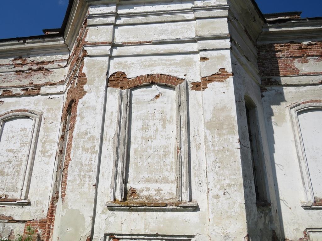 Замурованные окна