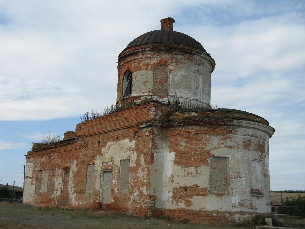 Мордово храм