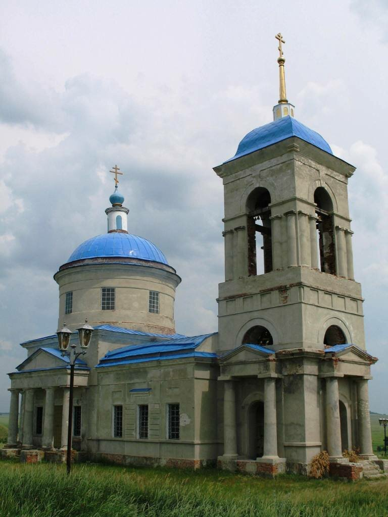 Храм Сосновка