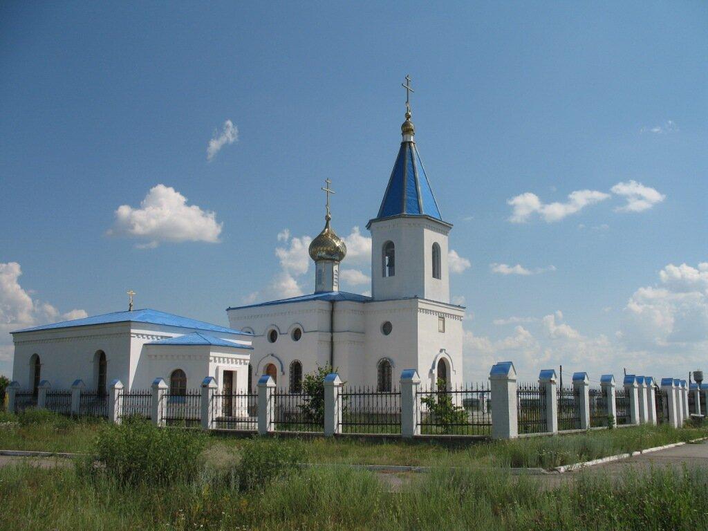 Храм Приречное