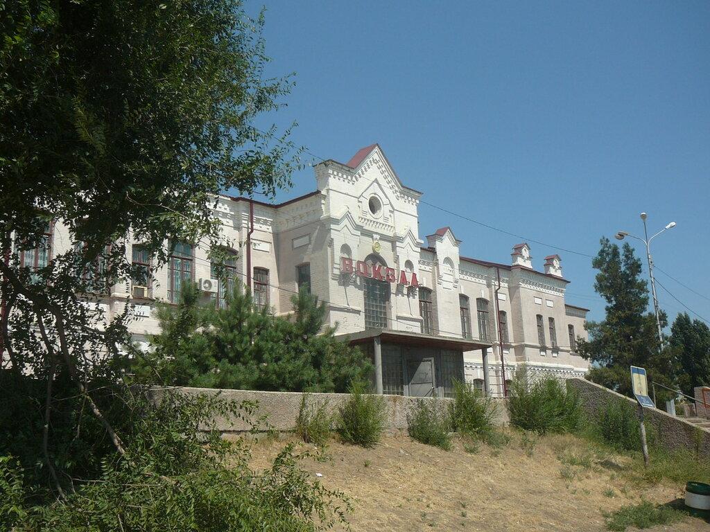 Камышин вокзал