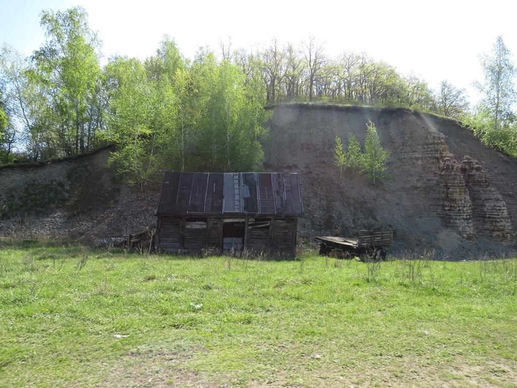 Обрывы село Лох