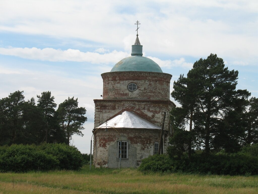 Храм Лопуховка