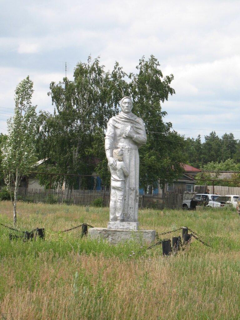 Памятник Лопуховка