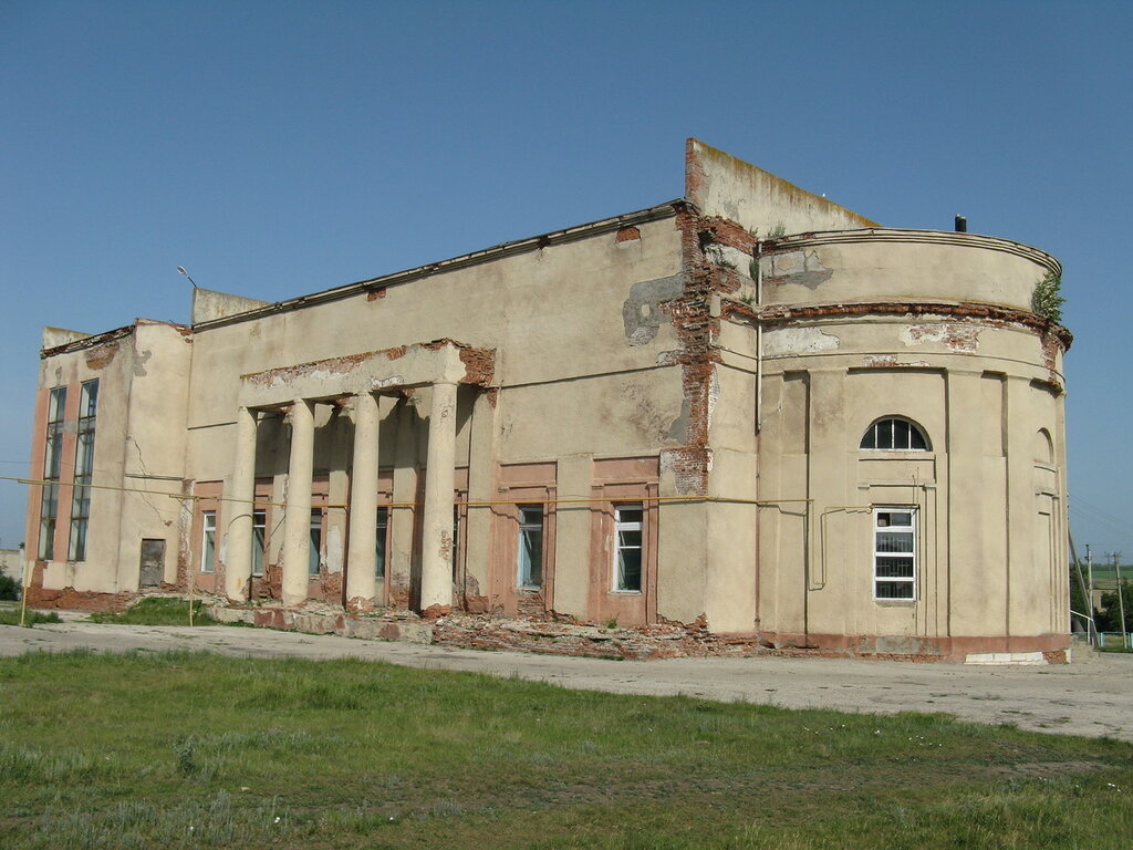 Луганское храм