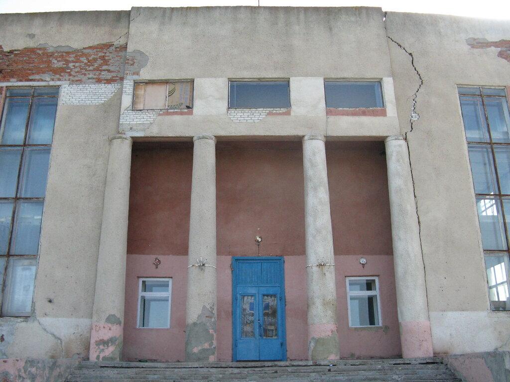 Колоны здания