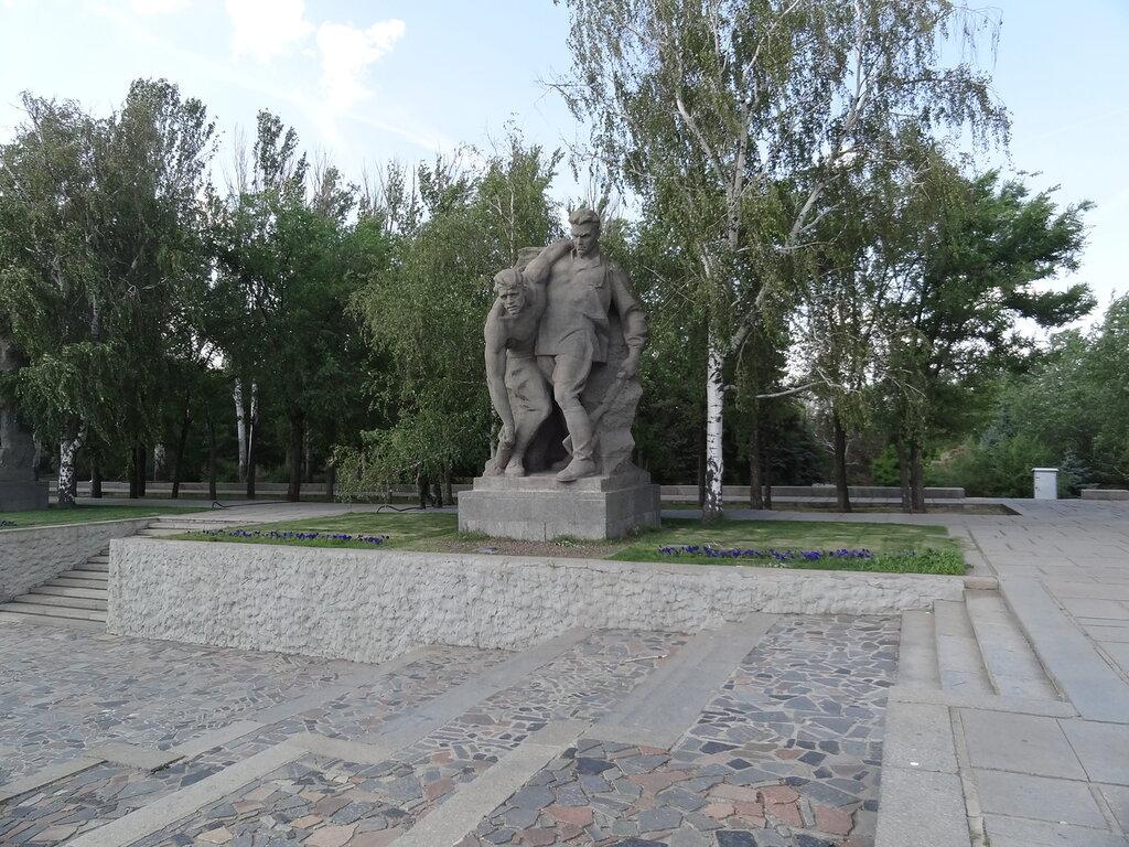 Скульптура Мамаев Курган