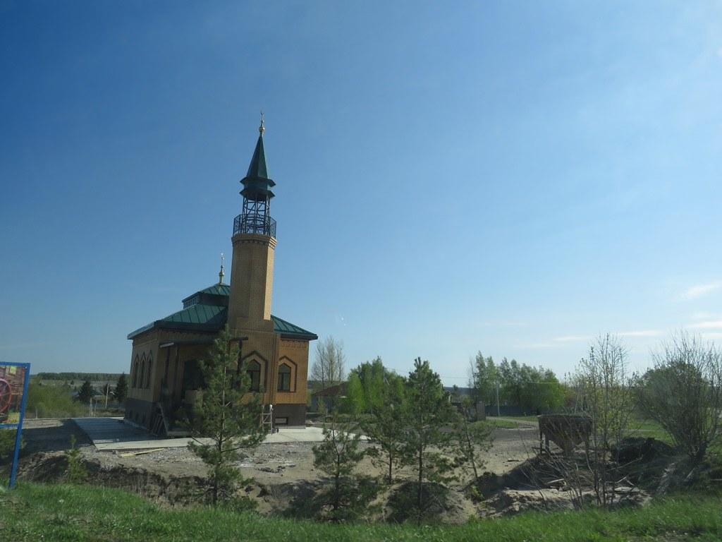 Мечеть Новые Бурасы